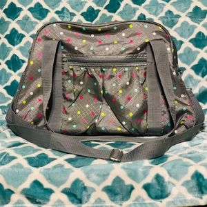 Thirty One All-In Tote in Confetti Dot
